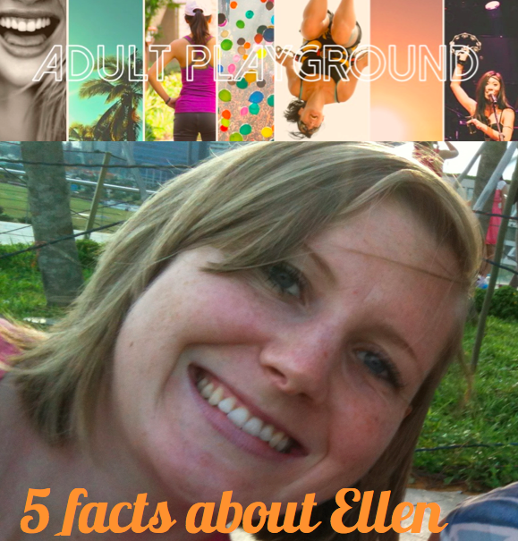 5 facts with Ellen Goel, organiser of Adult Playground in Singapore