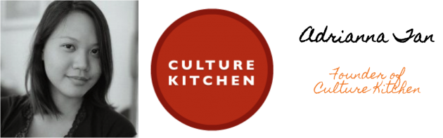 Adrianna Tan of Culture Kitchen