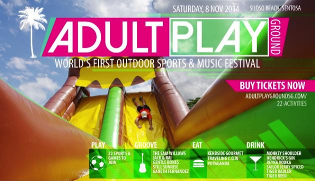 Adult Playground Singapore