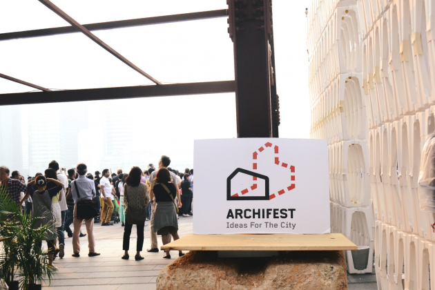An Urban Crossover - Fringe event of Archifest