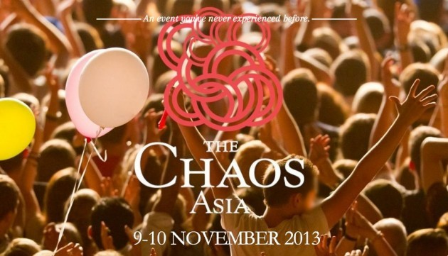 Asia Chaos