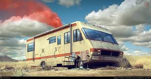 Breaking Bad RV costume