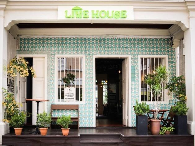 Lime House, Singapore
