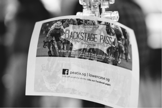 Backstage Pass, Peatix's community event for organisers