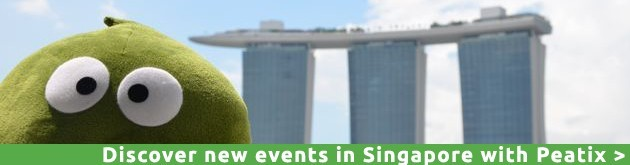 Discover new events in Singapore with Peatix