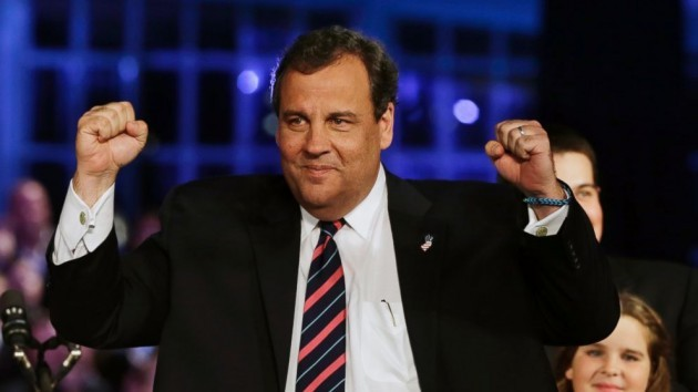 Chris Christie gets Peatix app