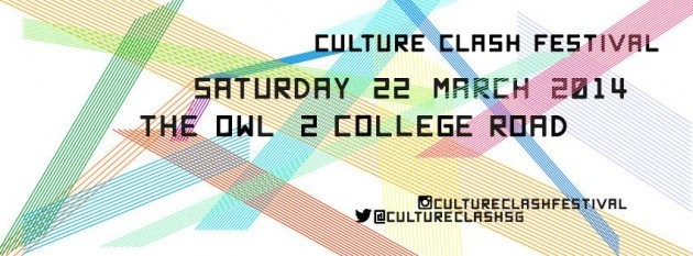 Culture Clash Festival, let the world gather