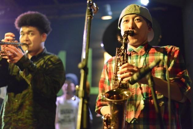 Culture Clash Festival: Blitz & Squash Brass Band