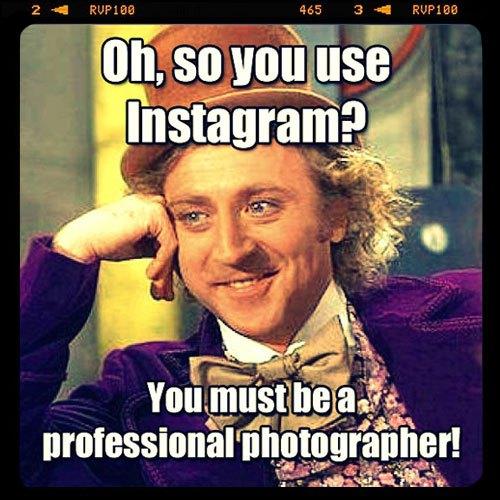 Instagram meme
