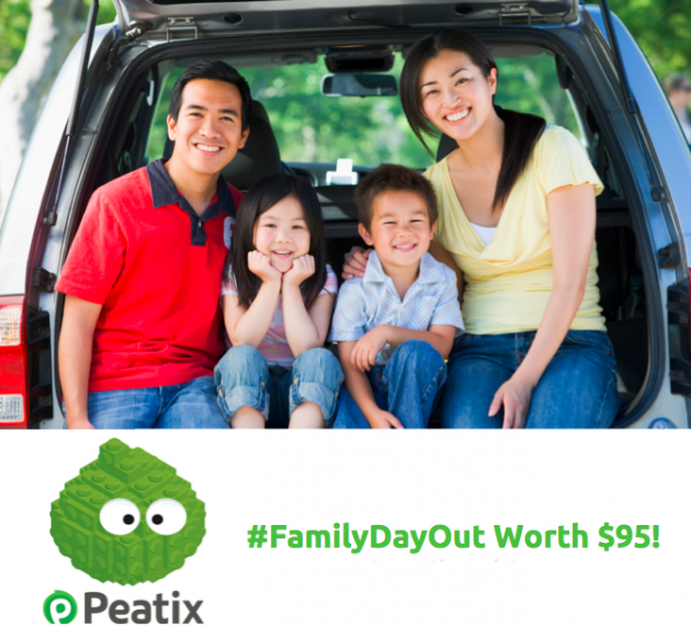 #FamilyDayOut - how to win $95 worth of goodies