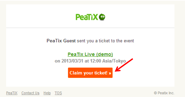 Feature Give Ticket