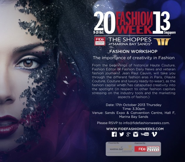 Fide Fashion Week Workshop