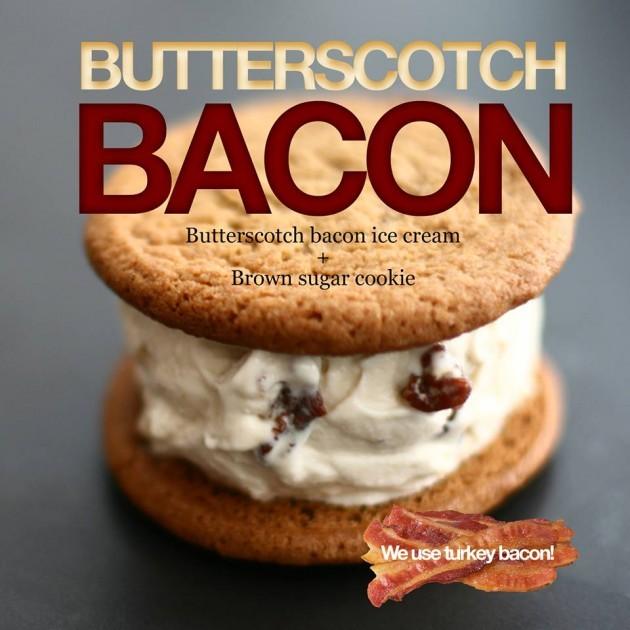 Food Bacon Sandwich