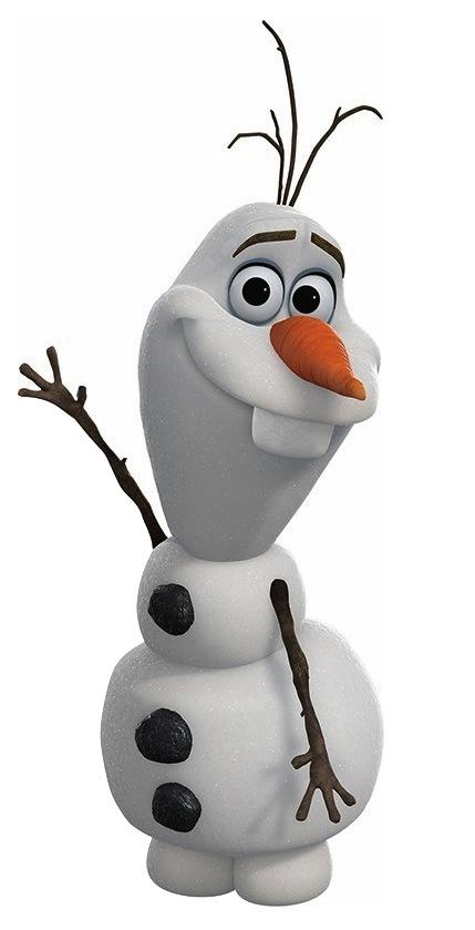 Pin Olaf