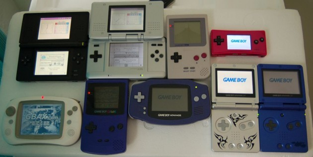 Party Gameboys