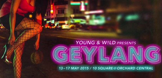 Geylang by Young and W!LD, division of WILD Rice