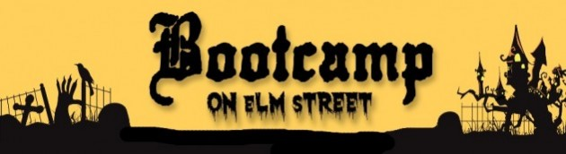 Halloween 2014 Bootcamp on Elm Street
