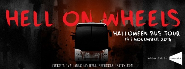 Hell on Wheels Singapore Halloween 2014