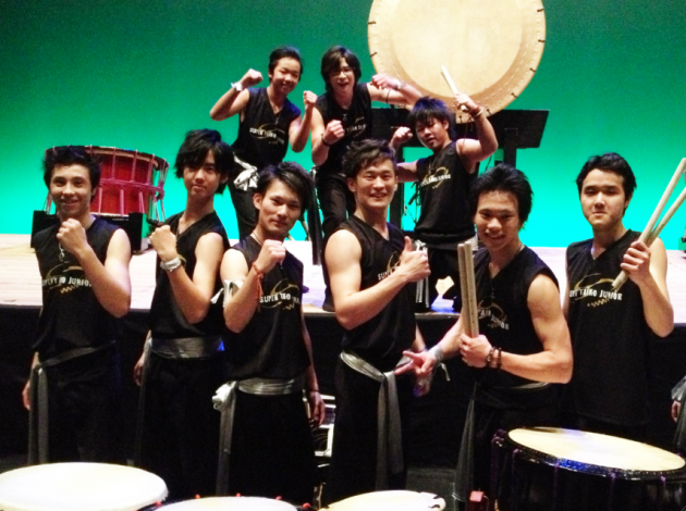 Hibikiya drummer, Super Taiko Junior