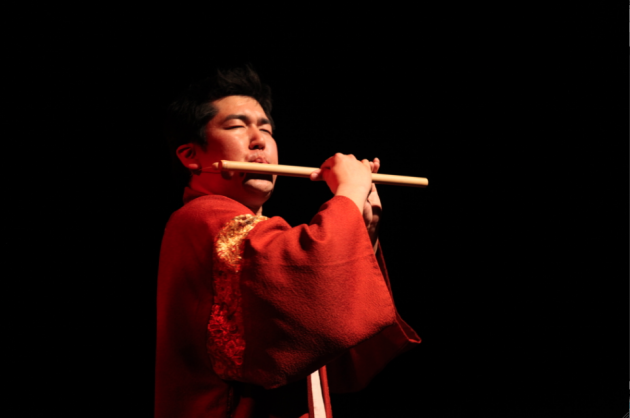 Hibikiya flutist, Bunta Sato