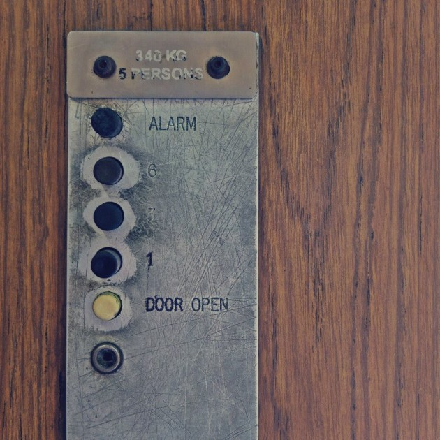 Instameet: Where lift buttons taught patience and graciousness