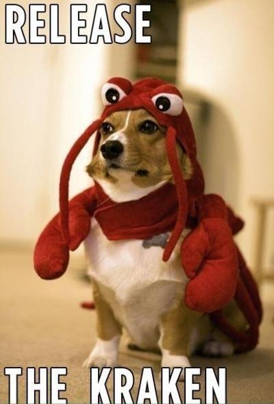 Kraken Dog