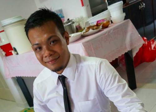 Kreativ Outbox - Farez Najid Singapore Thespian
