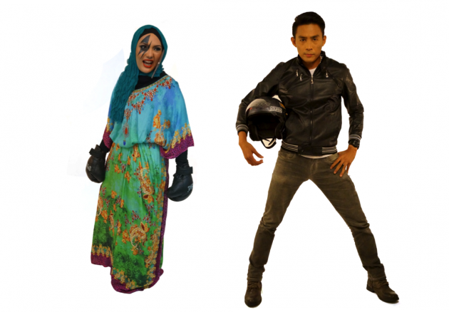 Kreativ Outbox - Laki and Bini 2014