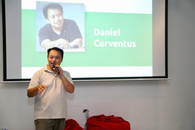 Daniel Cerventus
