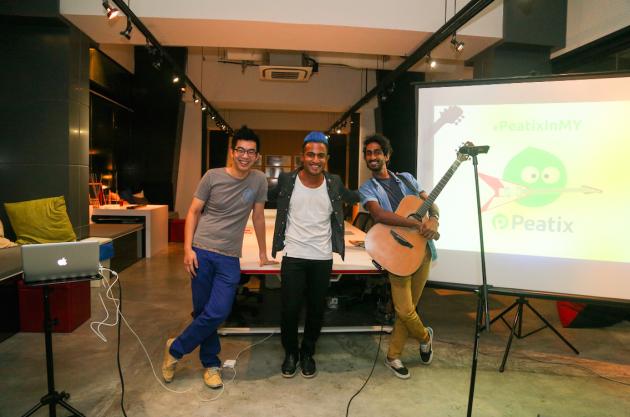 Paperplane Pursuit Malaysia Kuala Lumpur at Peatix launch party