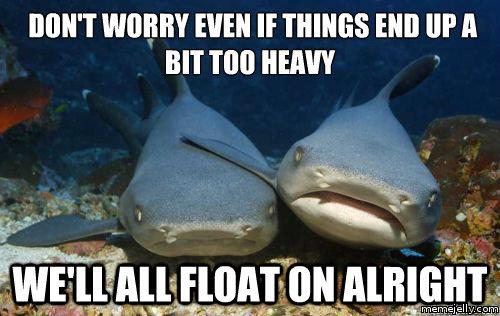 Modest mouse sharks meme