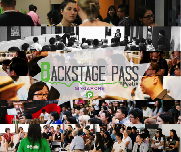 Backstage Pass by Peatix, a community event for organisers with six sessions in a year