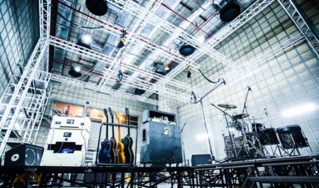 Singapore Venues: Beep City Studio A