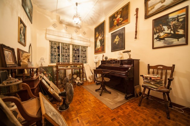 Singapore Venues: Little Olde Gallery