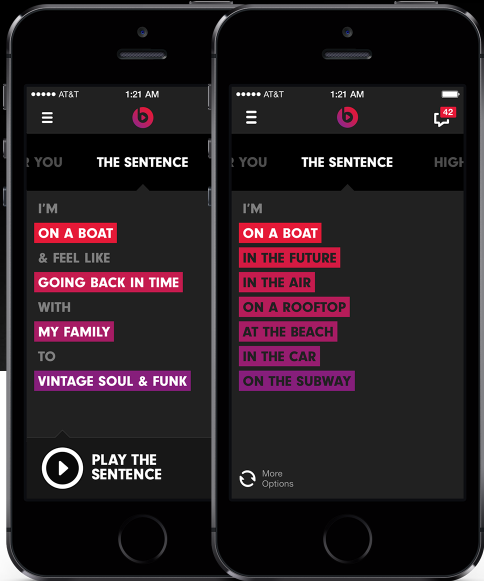 Beats Music player is going down