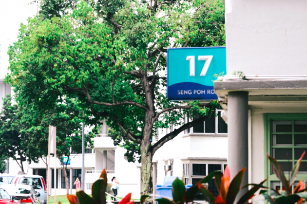 Tiong Bahru Heritage Walks Neighbourhood