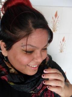 Tania De Rozario, artist, writer, curator