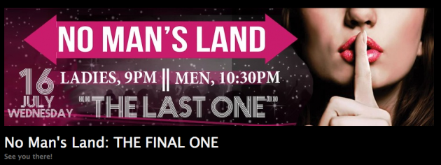 No Man's Land: The Final One