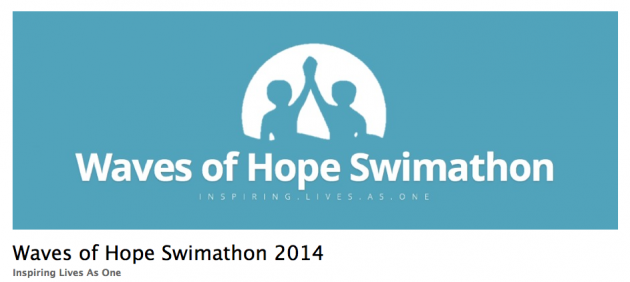 Waves of Hope Swimathon 2014