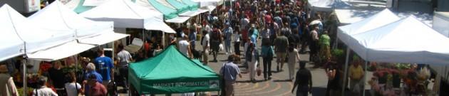 Union Square Greenmarket jobs!