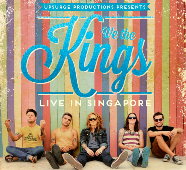 We The Kings, pop-rock band from Florida