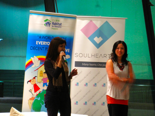 Wong Fu Habitat for Humanity and Soulheartist