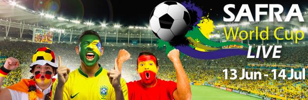 World Cup SAFRA