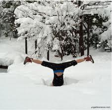 Cold Vikram yoga