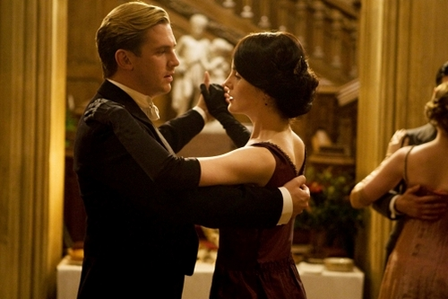 Downton Abbey dance