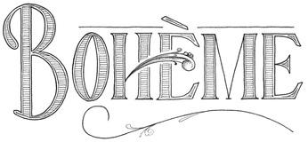 Loft Opera La boheme logo